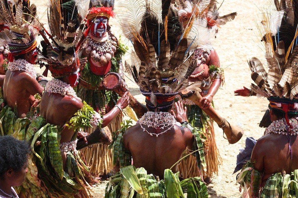 Tam też kopią: Papua-Nowa Gwinea