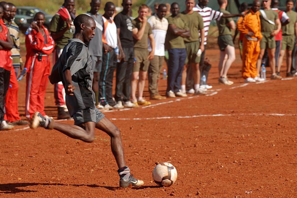 Tam też kopią: Uganda