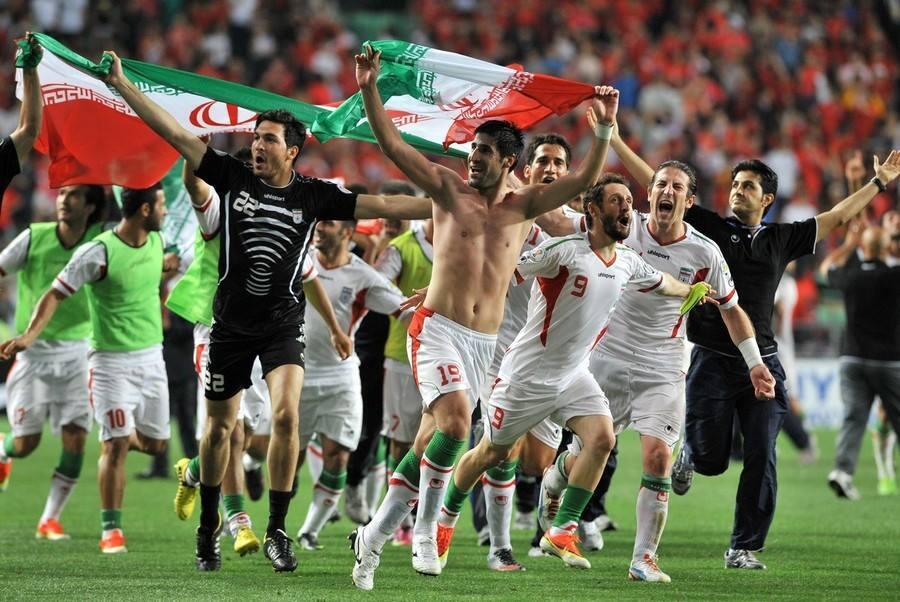 Idiotyczne zachowanie Cristiano Ronaldo. Waleczny Iran tylko zremisował