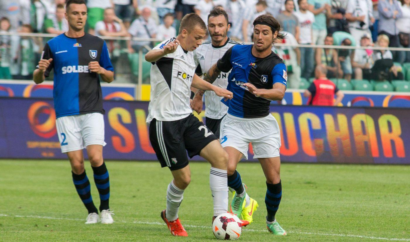UEFA Youth League. O co powalczy Legia?