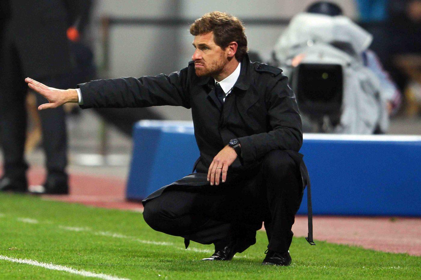 Zamieszania ciąg dalszy. Andre Villas-Boas rezygnuje ze stanowiska trenera Marsylii