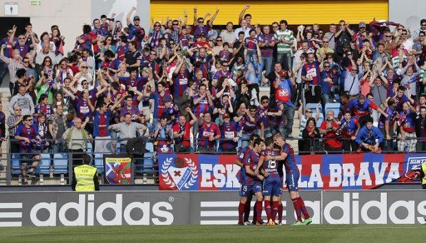 Skarb kibica La Liga: SD Eibar – spokojnie się utrzymać
