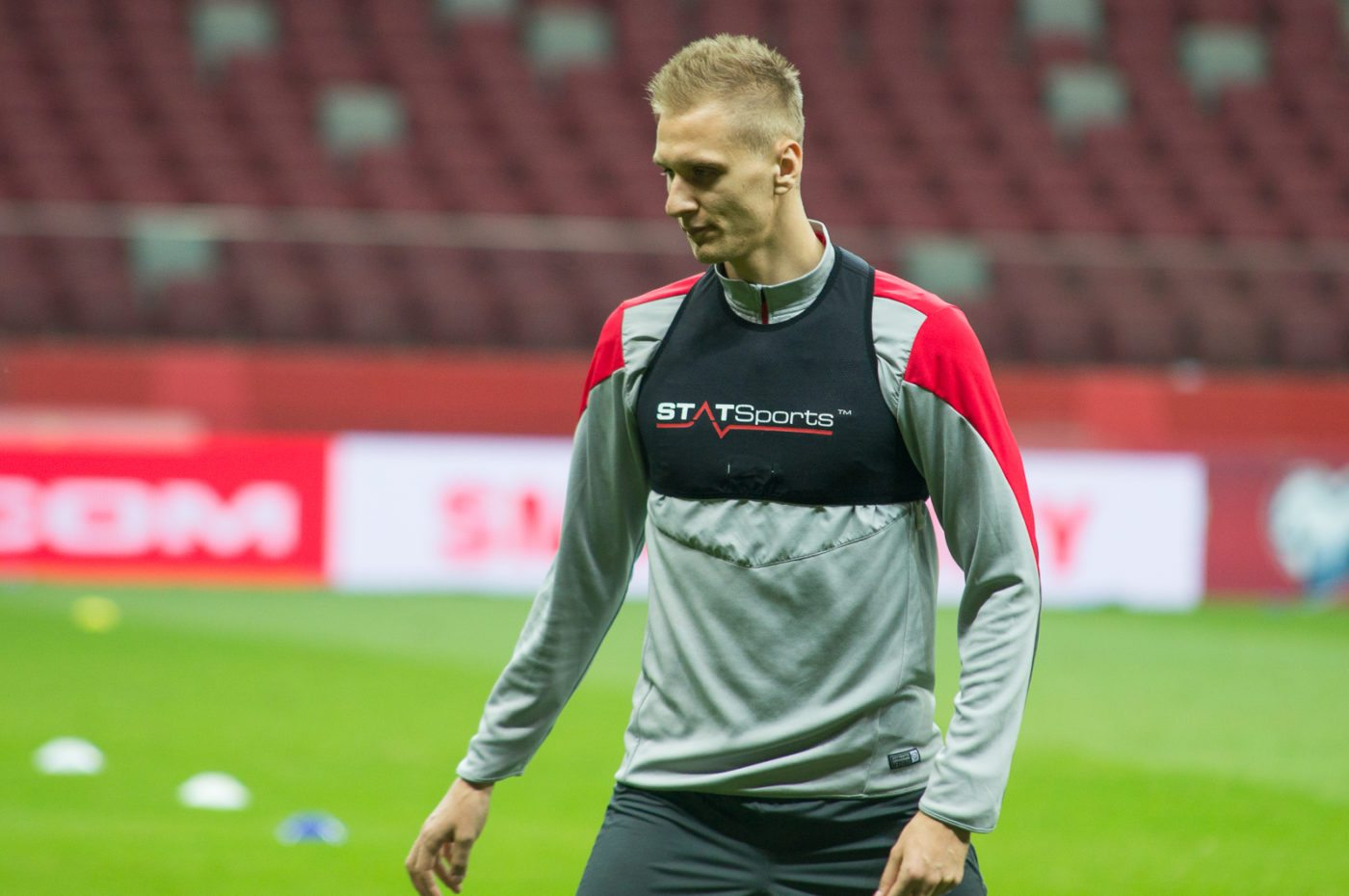 Łukasz Teodorczyk wraca do Belgii – tym razem zagra w RSC Charleroi