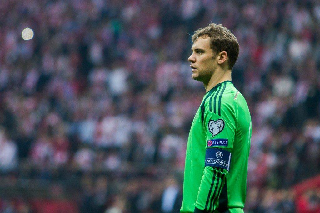 Kontuzje i wahania formy. Gdzie się podział Manuel Neuer z najlepszych lat?
