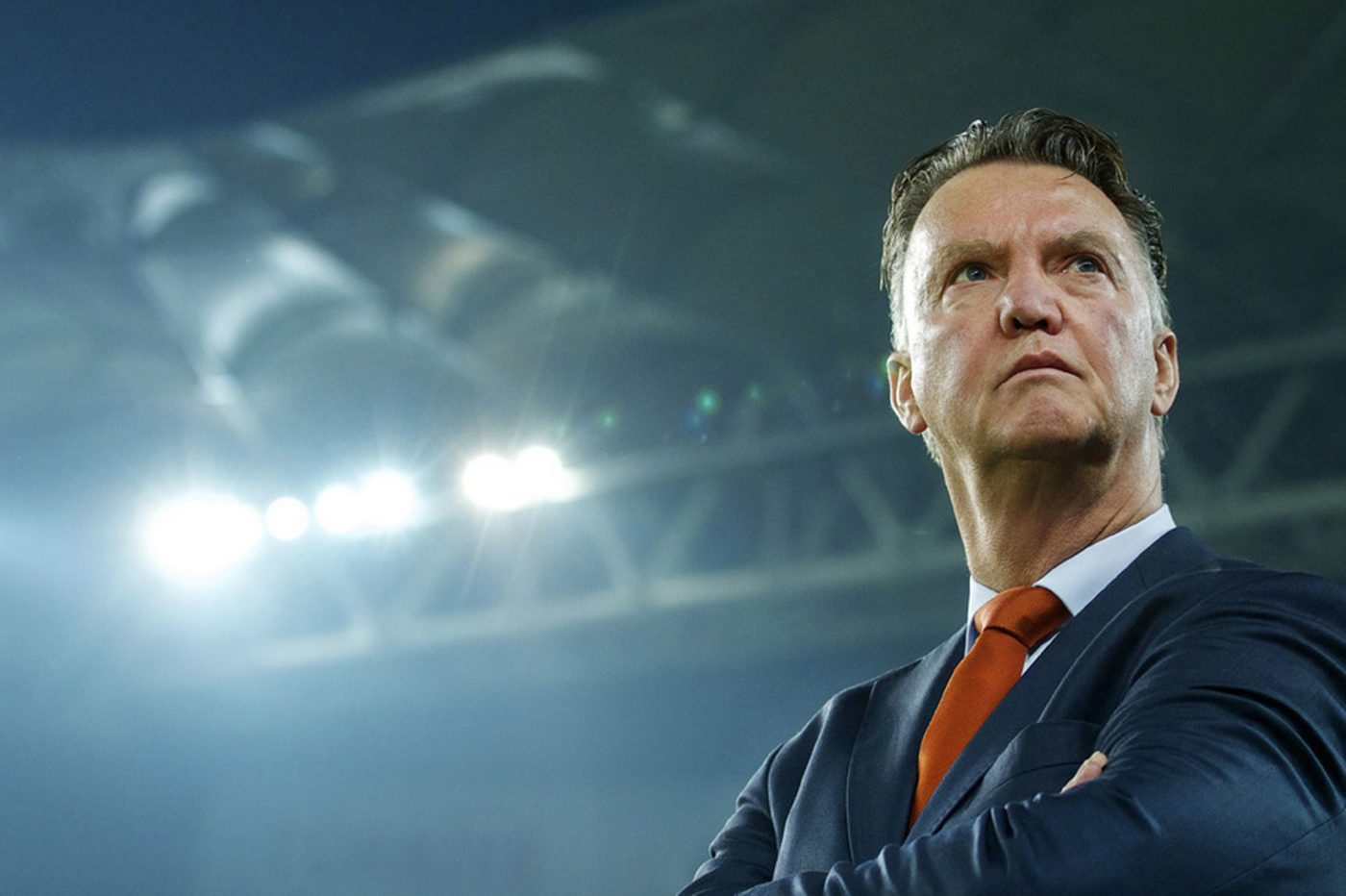 Trzeźwym okiem: van Gaal w United. Bez pomysłu, bez szacunku i bez jaj