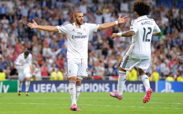 """Real lepszy niż Barcelona. """"Królewscy"""" wygrywają 2:1 w """"El Clasico"""""""
