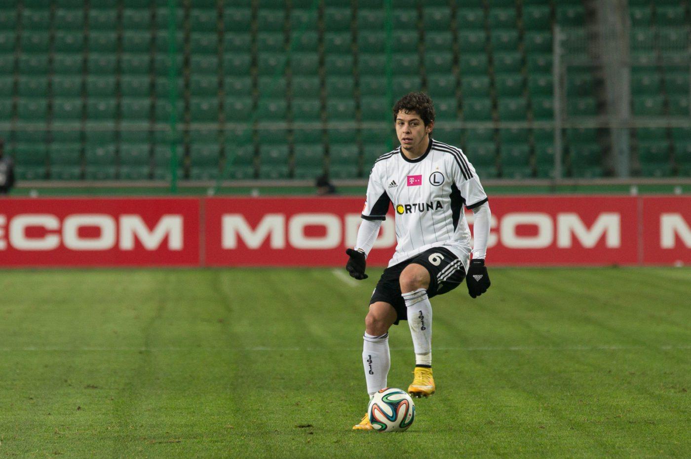 Ekstraklasa: Legia górą w Kielcach, fantastyczny mecz Guilherme