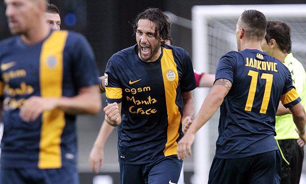 Skarb kibica Serie A: Hellas Verona – pod chorwackimi rządami