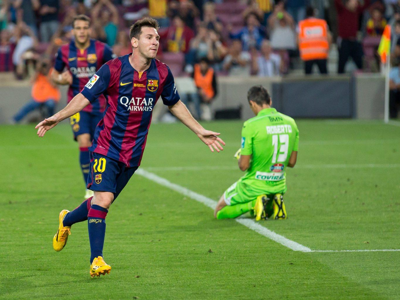 Messi kontuzjowany. Barcelona po słabym meczu wygrywa z Las Palmas