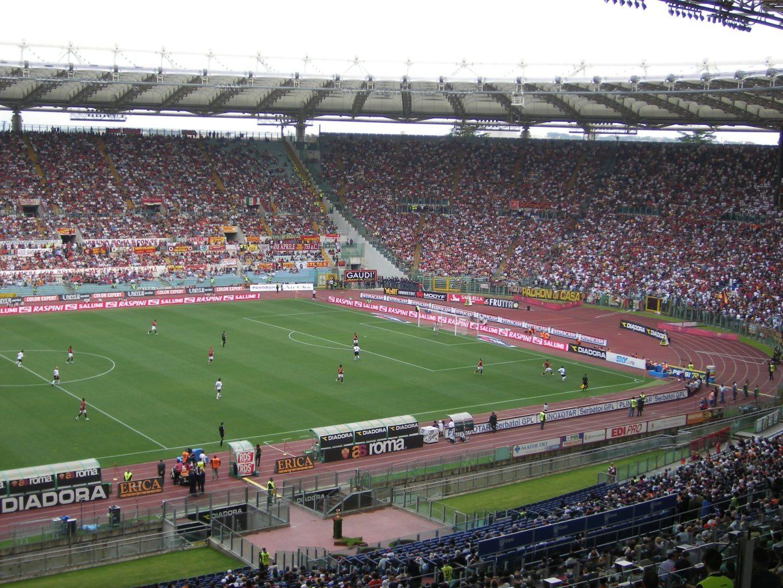 Jak spieprzyć derby? – tym razem lekcja w Rzymie