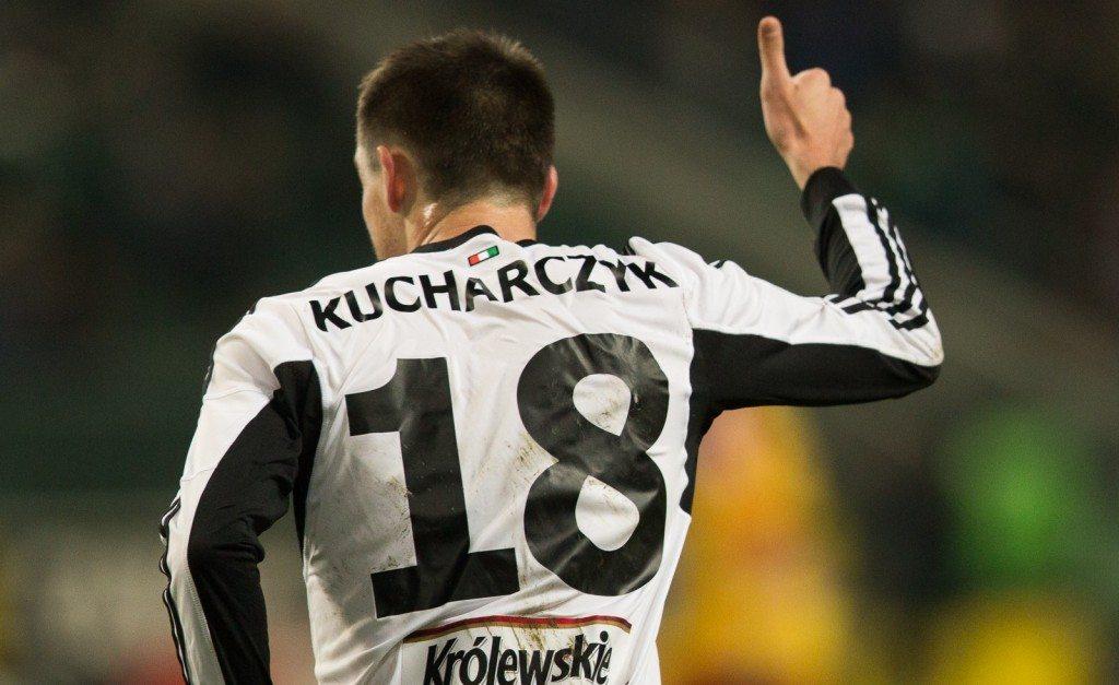 Michał Kucharczyk nowym zawodnikiem Pogoni Szczecin