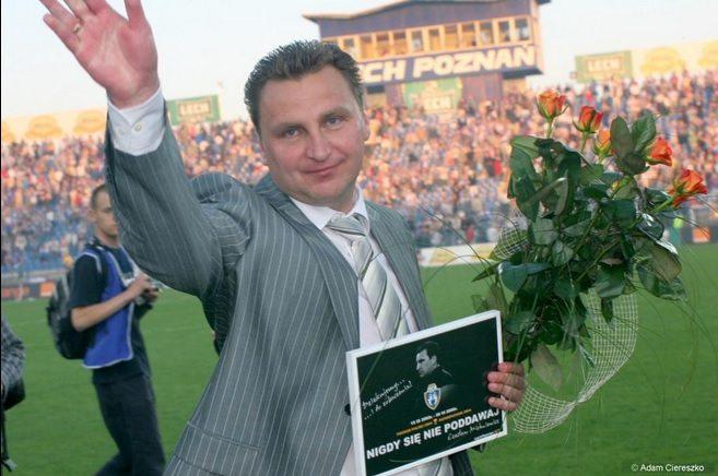 Czesław Michniewicz trenerem Termaliki. A co z Euro?