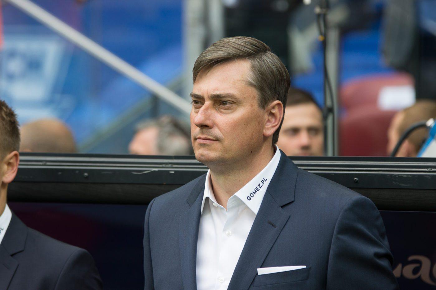 Maciej Skorża wrócił, aby pomóc Lechowi?