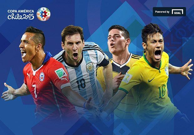 Druga kolejka Copa America, czyli krew, pot i łzy