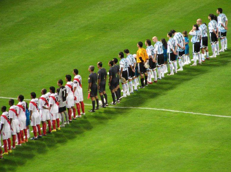 Peru pokonało słabszą Australię