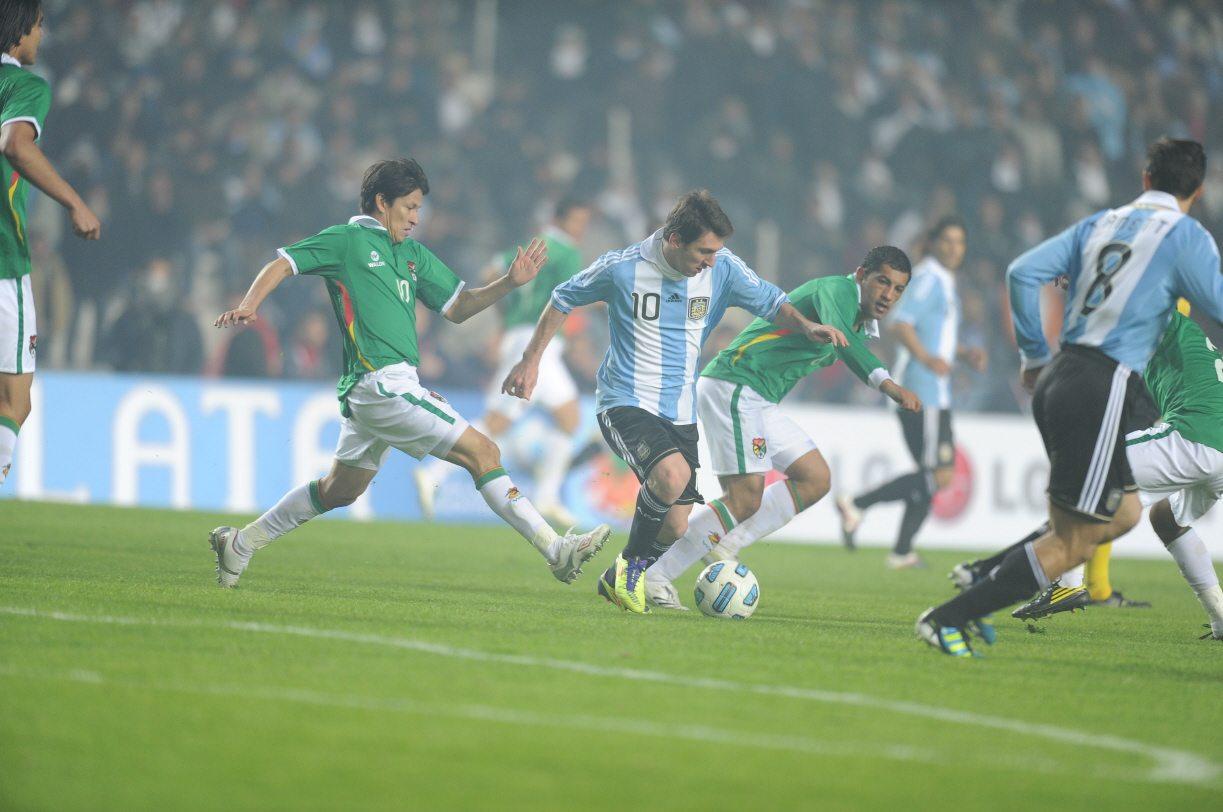 iGol przedstawia uczestników Copa – Boliwia