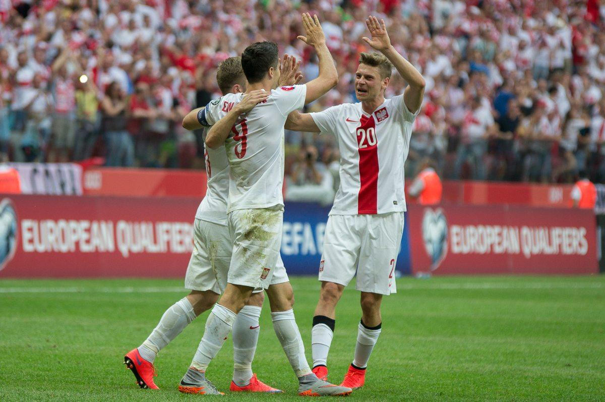 Oceniamy Polaków po meczu z Gruzją: Show Lewandowskiego