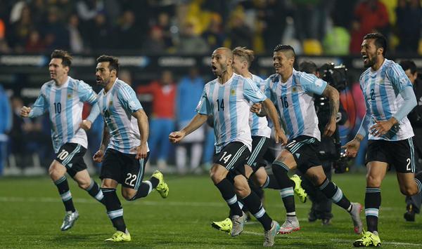 Argentyna – Nigeria, czyli ucieczka spod topora w ostatnim momencie