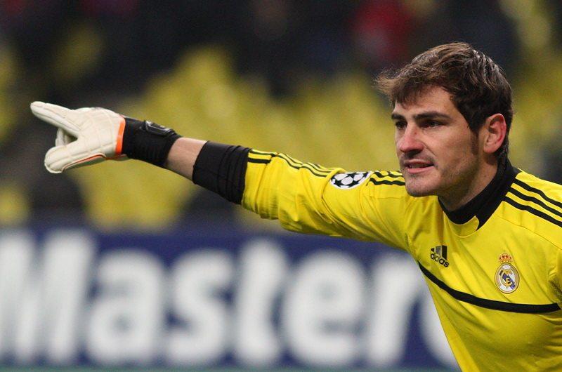 Casillas i Mourinho. Kolejne starcie