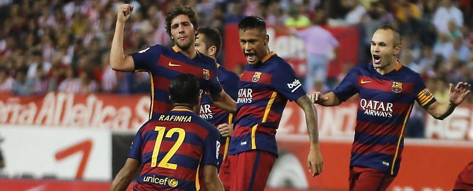 """Najsłabsze """"El Clasico"""" w historii? Remis na Camp Nou"""
