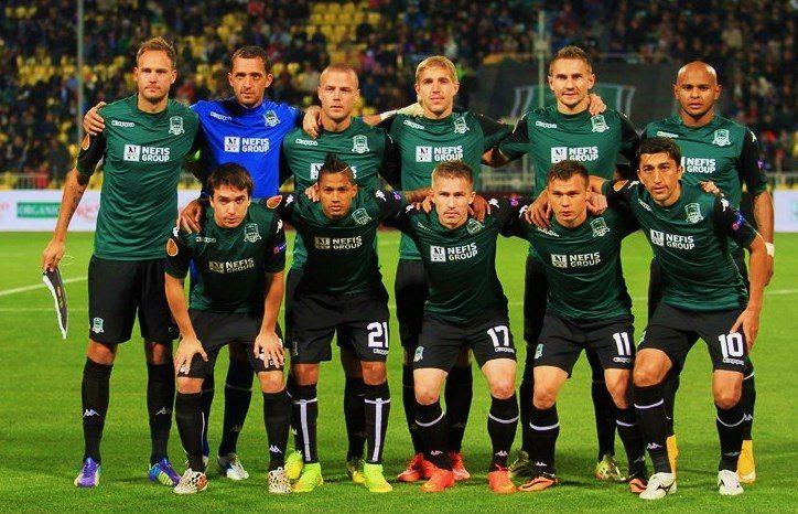 FK Krasnodar – rosyjska drużyna z potencjałem