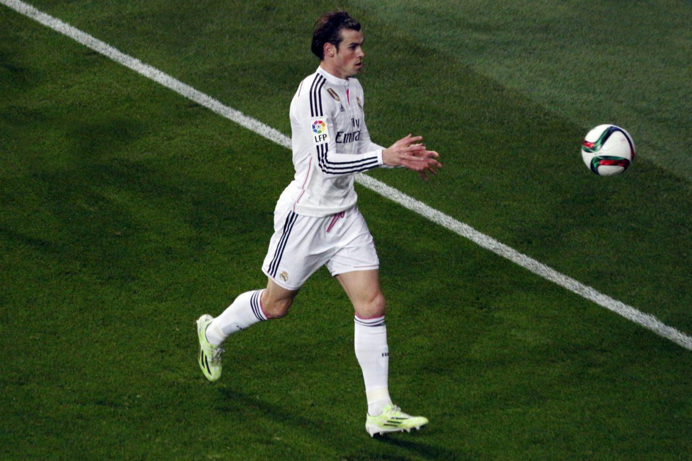 """Umarł król, niech żyje król. Gareth Bale w roli lidera """"Królewskich"""""""
