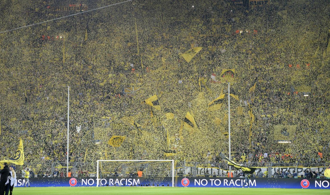 Co jest przyczyną słabej gry Borussii Dortmund w Lidze Mistrzów?