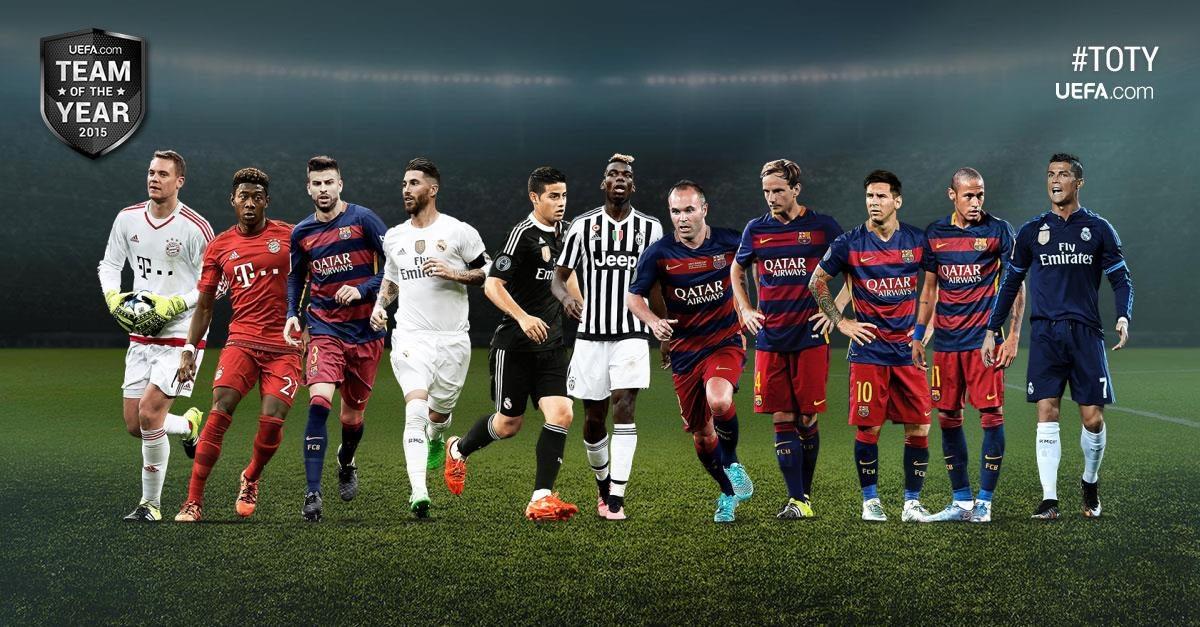 """""""Team of the year"""". Czy tak będzie wyglądał?"""
