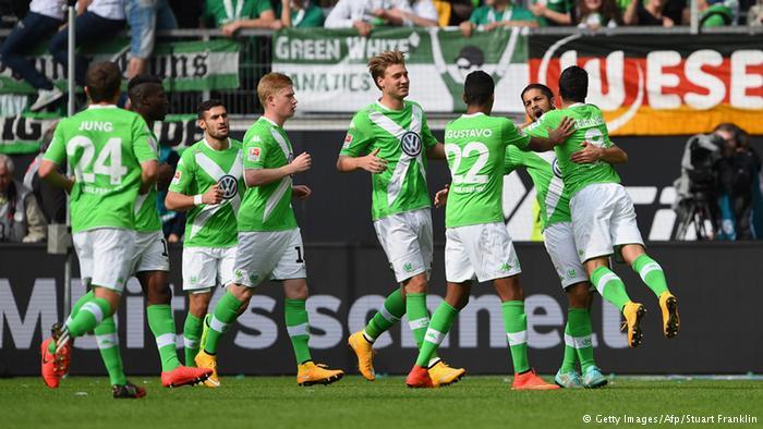Wilcze apetyty Wolfsburga i Werderu Brema marzących o pucharach
