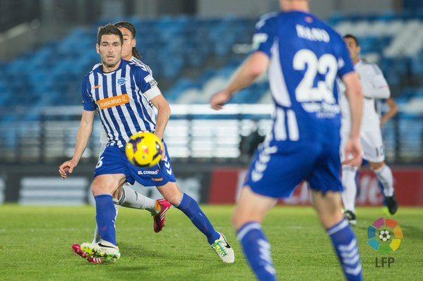 Deportivo Alaves wróci do Primera Division?