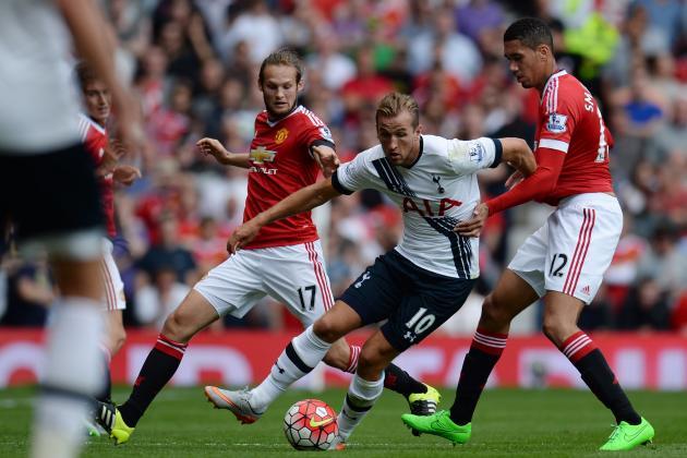 Walka o różne cele, czyli Tottenham kontra Manchester United