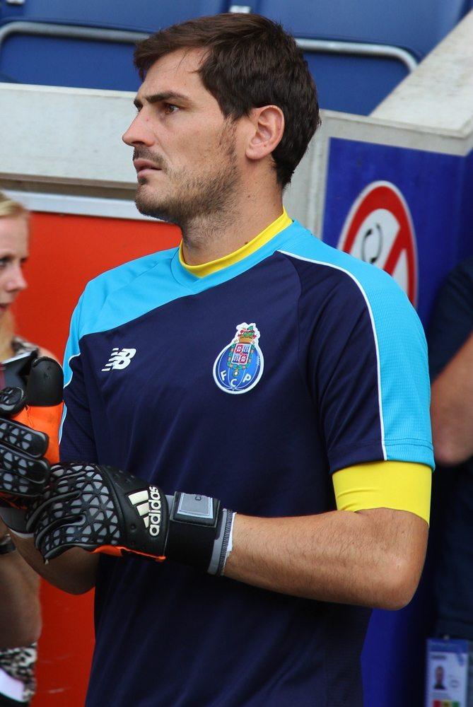 Jak Iker Casillas radzi sobie w FC Porto?