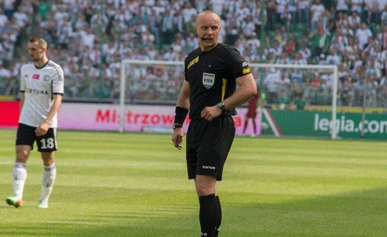 Polscy sędziowie w rankingach UEFA. Szymon Marciniak wzorem dla pozostałych