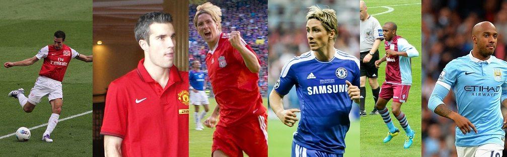 Futbolowe TOP11 #15. Najbardziej szokujące transfery