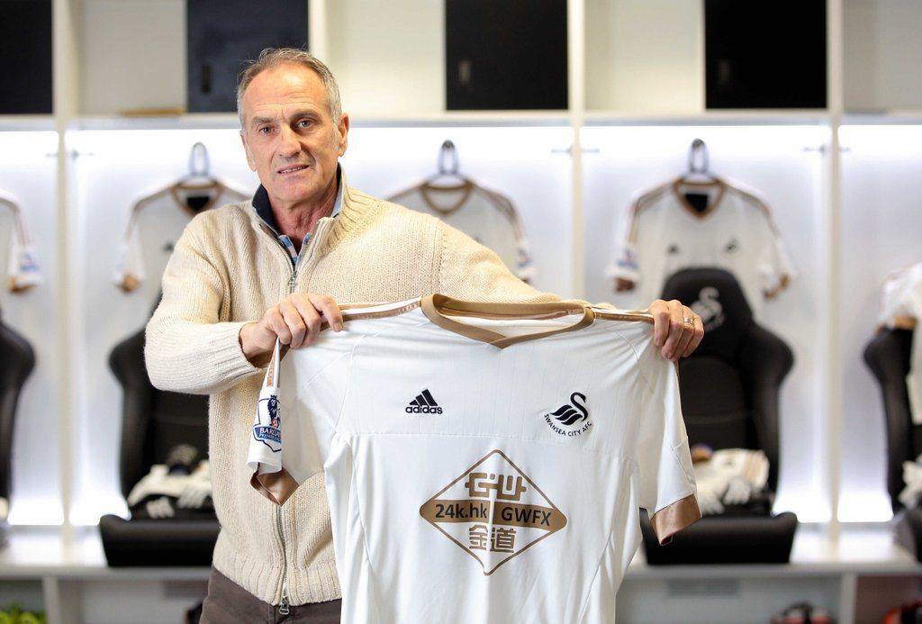 Francesco Guidolin nowym menedżerem Swansea