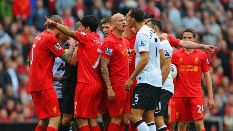 Liverpool FC – Manchester United: 5 wyjątkowo pamiętnych spotkań w Premier League