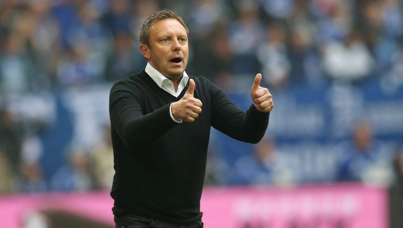 Breitenreiter zwolniony z Schalke tuż przed końcem sezonu!