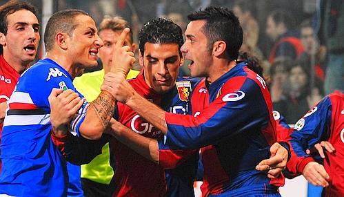 Derby della Lanterna: Powrót calcio w mocnym stylu