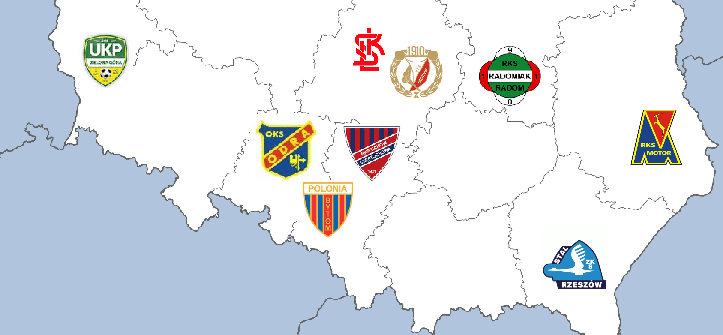 Antyfutbolowa mapa Polski