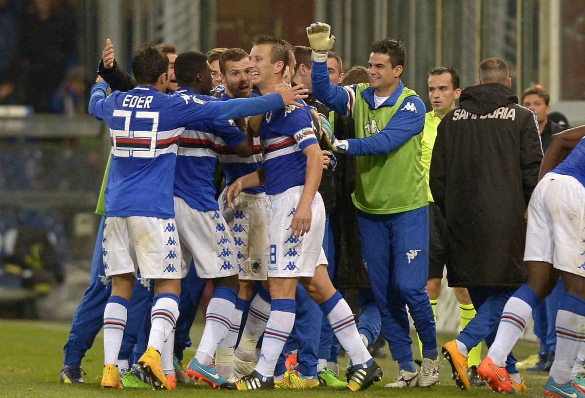 Skarb kibica Serie A: Sampdoria – bezboleśnie znieść odejście Giampaolo
