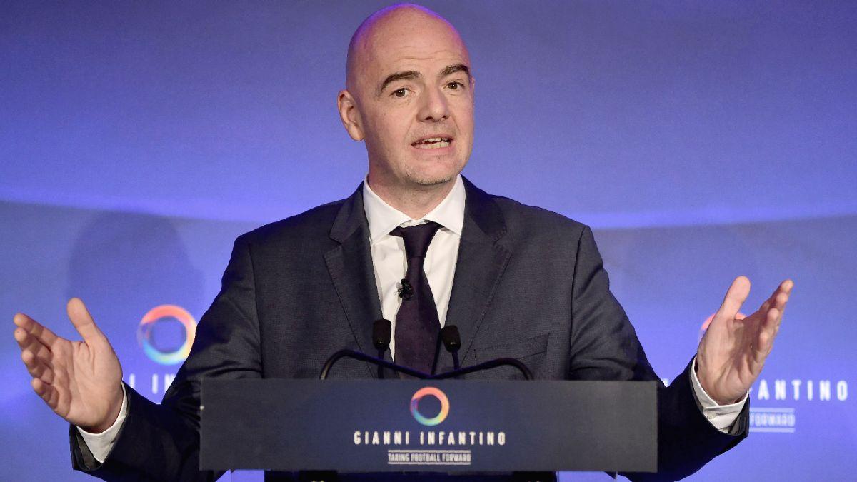 Gianni Infantino nowym prezydentem FIFA!