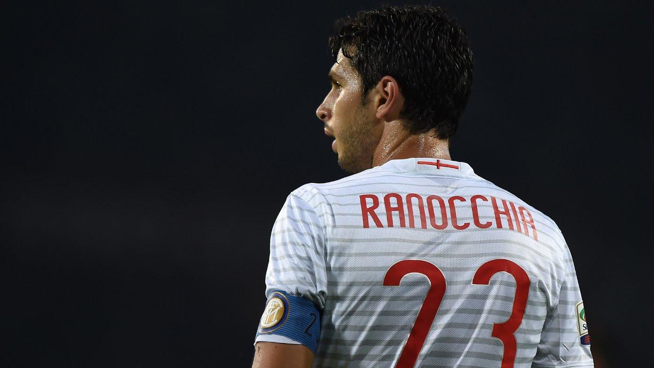 Andrea Ranocchia i jego piłkarska degrengolada