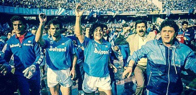Camorra, Maradona i potrójny pogrzeb Juventusu, czyli jak Napoli zdobyło scudetto
