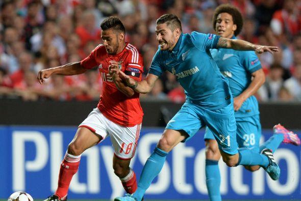 Benfica po czterech latach ponownie w 1/4 finału Ligi Mistrzów!
