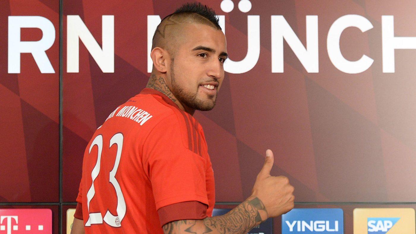 Vidal bohaterem! Bayern wypracował zaliczkę przed rewanżem!