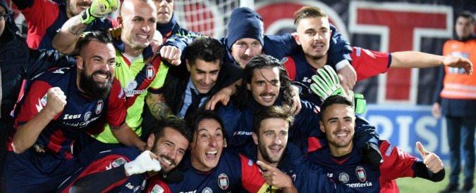 Crotone Calcio – kopciuszek  pod wodzą Juricia w drodze do Serie A