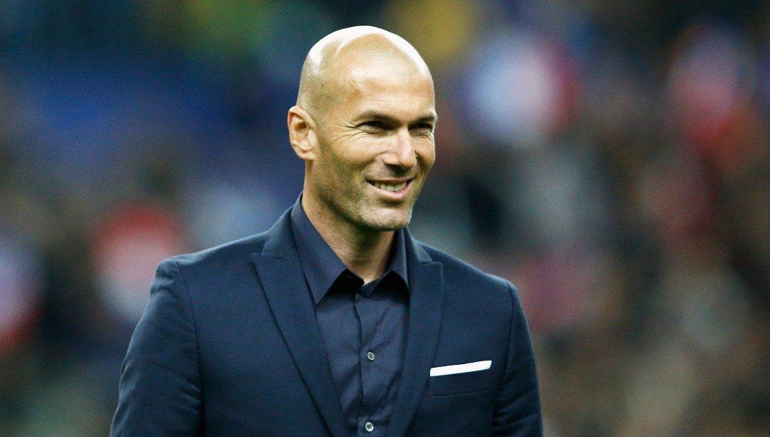 Ofensywny pomocnik – problem Zidane'a?
