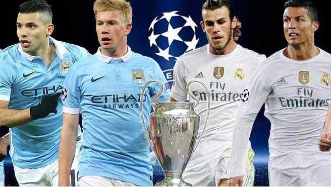 Real Madryt vs Manchester City, czyli bitwa o drugi bilet do futbolowego raju