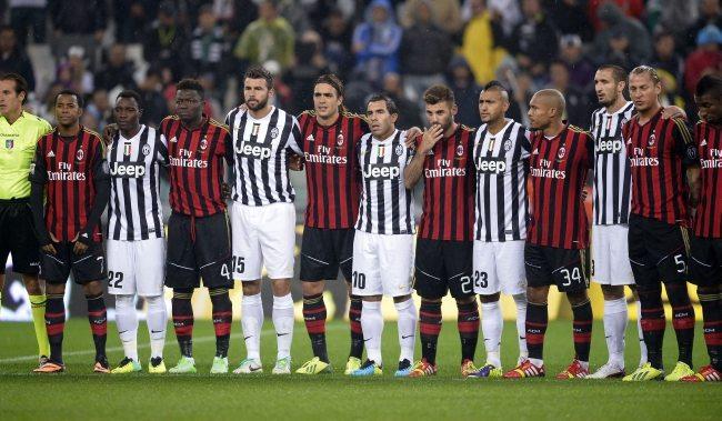 Juventus vs AC Milan, czyli klasyk w finale Coppa Italia!