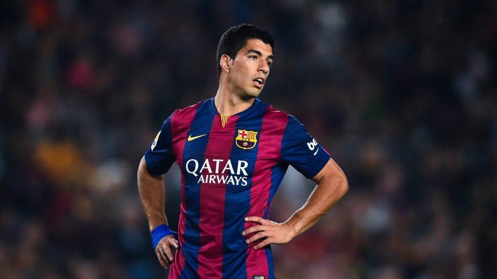 Luis Suarez w TOP 5. Gdzie się zatrzyma?